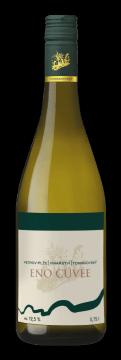 Láhev bílého vína Eno Cuvée 2018 Vinařství Tomanovský