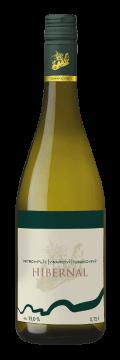 Láhev bílého vína Hibernal 2019 Vinařství Tomanovský