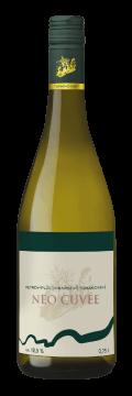 Láhev bílého vína Neo Cuvée 2019 Vinařství Tomanovský