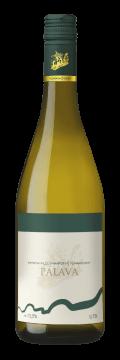 Láhev bílého vína Pálava 2015 Vinařství Tomanovský