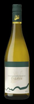 Láhev bílého vína Pálava 2016 Vinařství Tomanovský