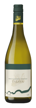 Láhev bílého vína Pálava 2017 Vinařství Tomanovský