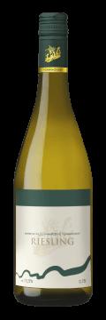 Láhev bílého vína Riesling 2015 Vinařství Tomanovský