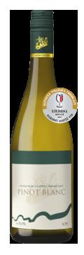 Láhev bílého vína Rulandské Bílé 2016 Vinařství Tomanovský