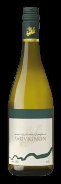 Láhev bílého vína Sauvignon 2017 Vinařství Tomanovský