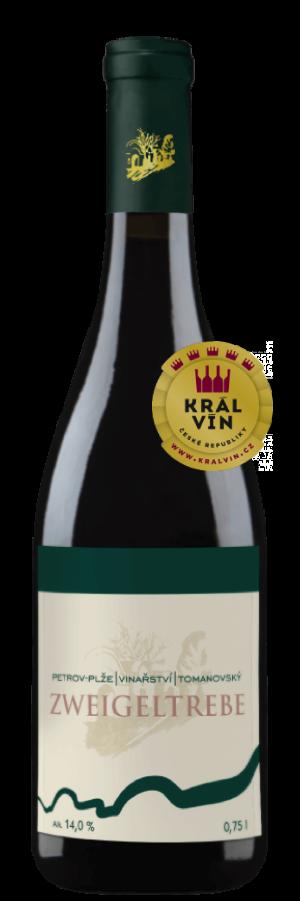 cervene-vino-zweigeltrebe-2017-vinarstvi-tomanovsky-petrov-plze-medaile